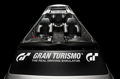 Cigarette Racing 50' Vision GT Concept.