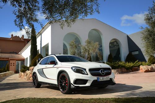 Mercedes-Benz GLA 45 AMG Edition 1.