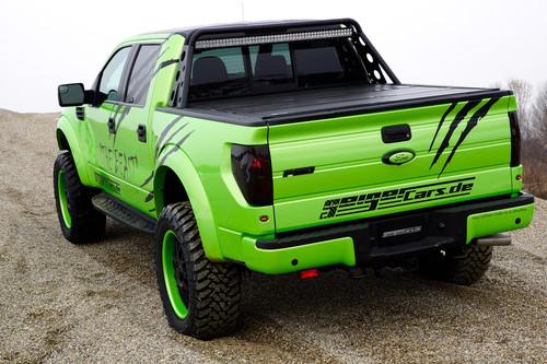 """""""The Beast"""": Ford F-150 Raptor Super Crew Cab von Geiger."""