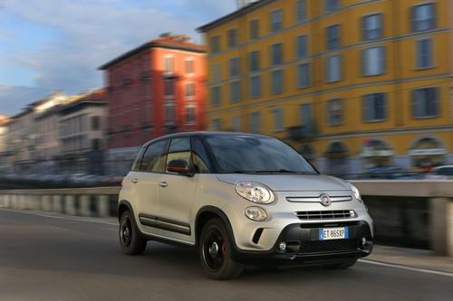 Fiat 500L Beats Edition.