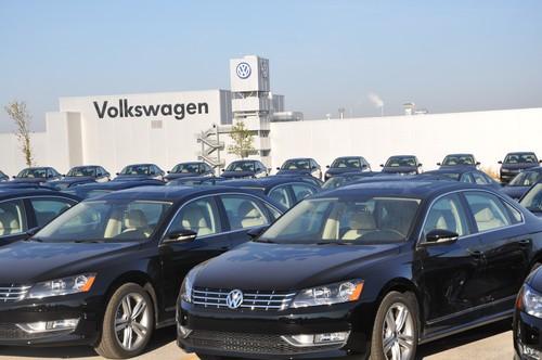 Volkswagen-Werk Chattenooga.