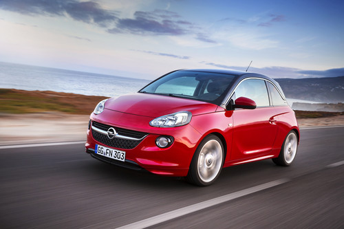 Opel Adam 1.0 Ecotec Direct Injection Turbo.