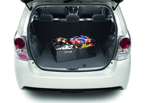 Kofferraumordnungsystem für den Toyota Verso.