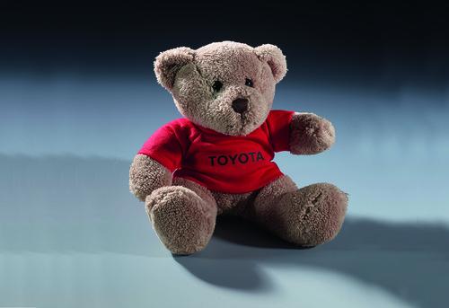 Toyota-Teddy Toni.