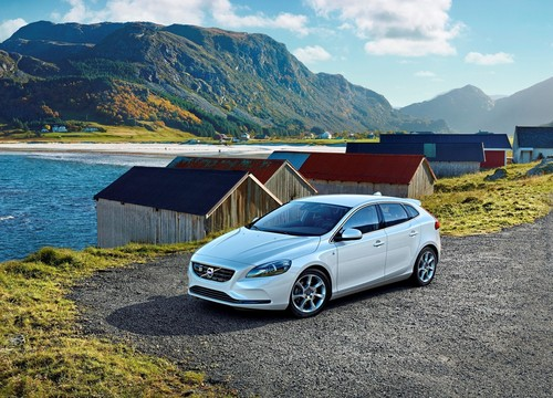 Volvo V40 Ocean Race Edition.