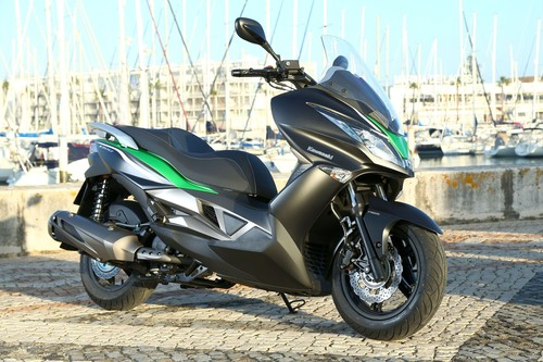 Kawasaki J 300 Special Edition.