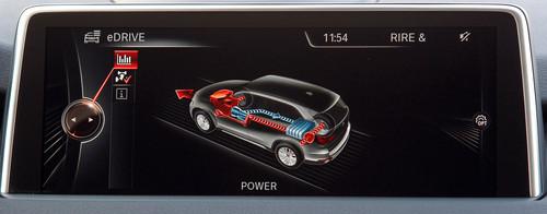 Prototyp BMW X5 Plug-in Hybrid.
