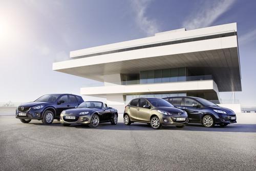 Mazda-Sondermodelle Sendo.