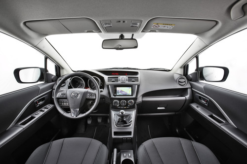 Mazda5 Sendo.