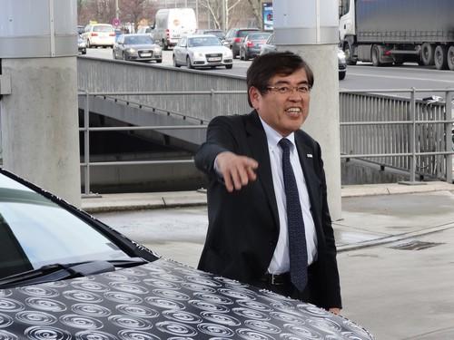 Katsuhiko Hirose.