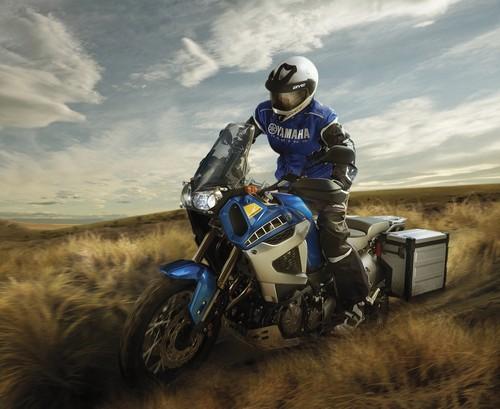 Yamaha XT 1200 Z Super Ténéré.