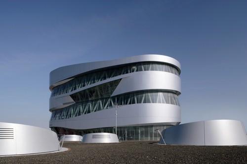 Mercedes-Benz-Museum.