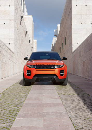 Range Rover Evoque Autobiography Dynamic.