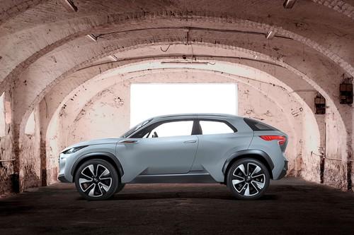 Studie Hyundai Intrado.