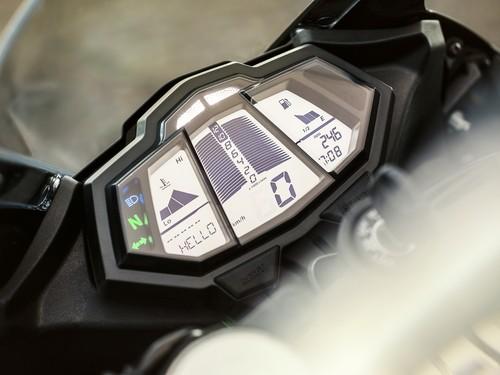 Yamaha YZF-R 125.