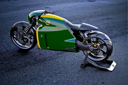 Lotus C-01.