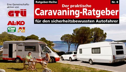 Caravaning-Ratgeber der GTÜ.