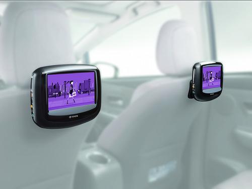 Entertainment-System von Toyota.
