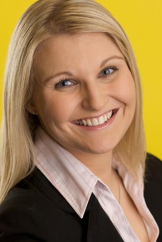 Nadja Hirsch, Mitglied der liberalen Fraktion im Europaparlament.