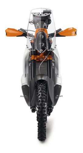 KTM 450 Rally Factory Replica.