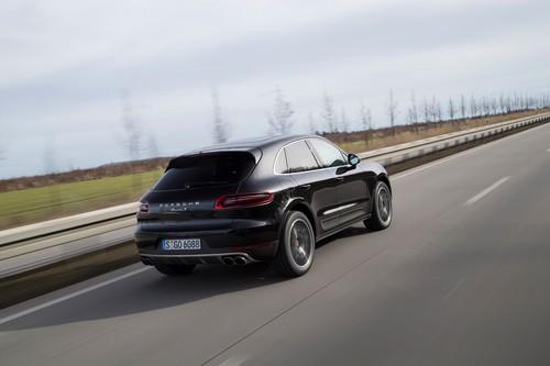 Porsche Macan S.