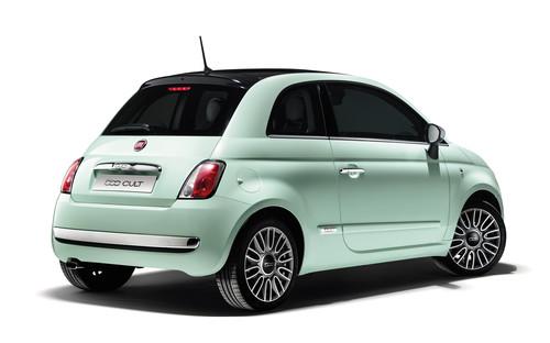 Fiat 500 Cult.