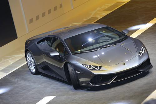 Lamborghini Huracan.