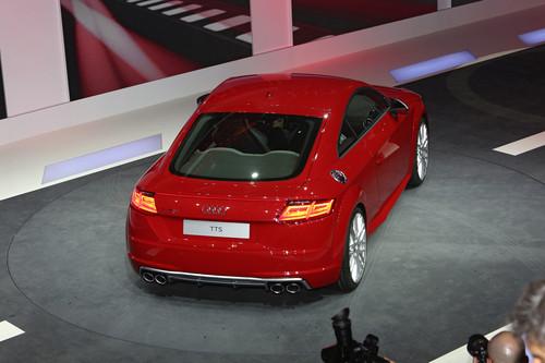 Audi TT S.