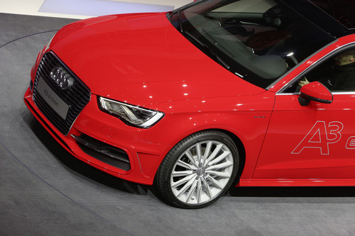 Audi A3 E-Tron.
