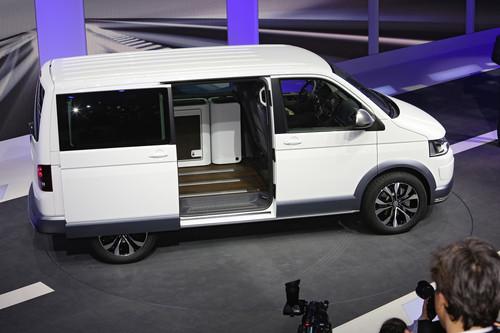 Volkswagen Multivan Altrak.