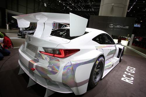 Lexus RC F GT3.