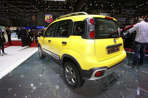 Fiat Panda Cross.