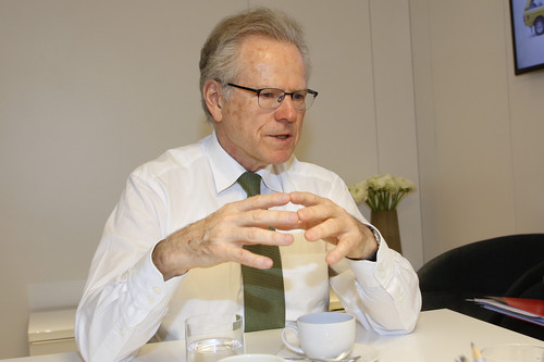 Dr. Wolfgang Ziebart.