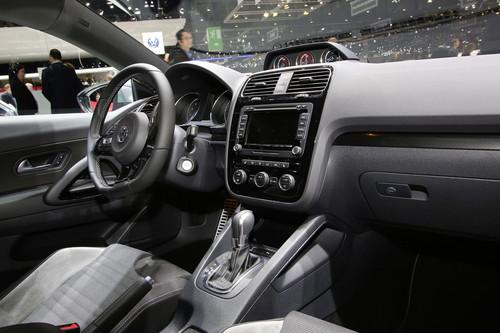Volkswagen Scirocco R.