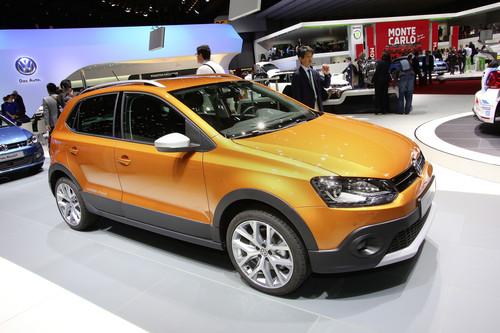Volkswagen Cross Polo.
