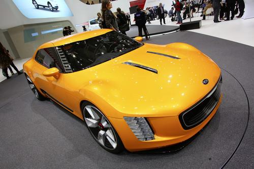 Kia GT4 Stinger.