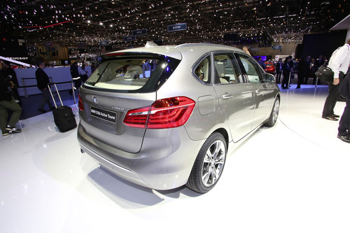 BMW 2er Active Tourer.