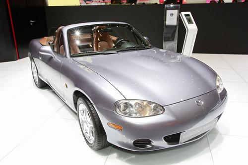 Mazda MX-5.