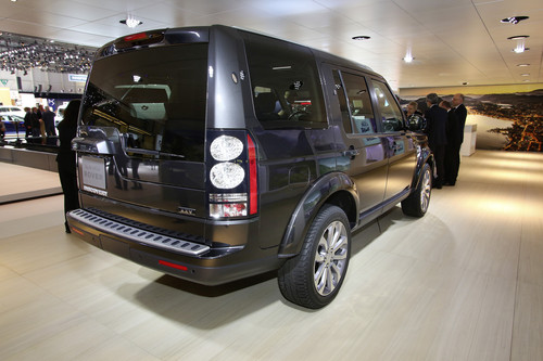 Land Rover Discovery XXV.