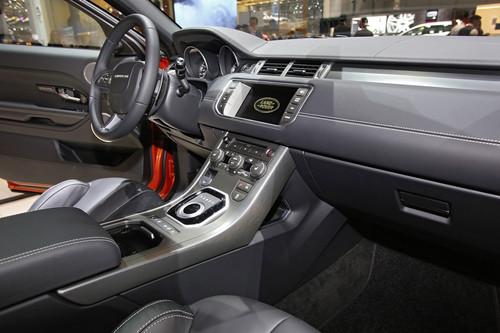 Range Rover Evoque Autobiography.