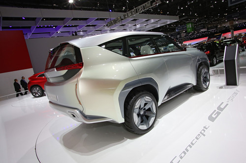 Mitsubishi GC-PHEV.