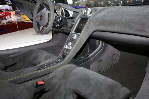McLaren 650S.