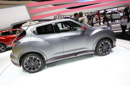 Nissan Juke Nismo RS.