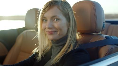 """TV-Spot der Opel-Kampagne """"Umparken im Kopf"""" mit Nadja Uhl."""