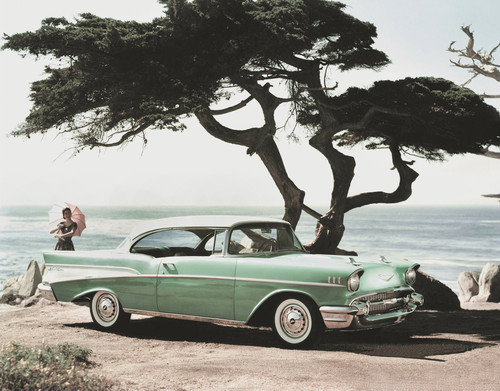 Chevrolet Bel Air, 1957.