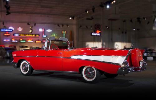Chevrolet Bel Air, 1957.