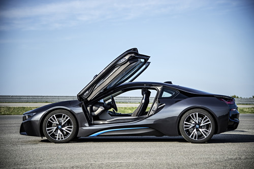 BMW i8.