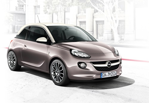 Opel Adam Germany's next Topmodell.