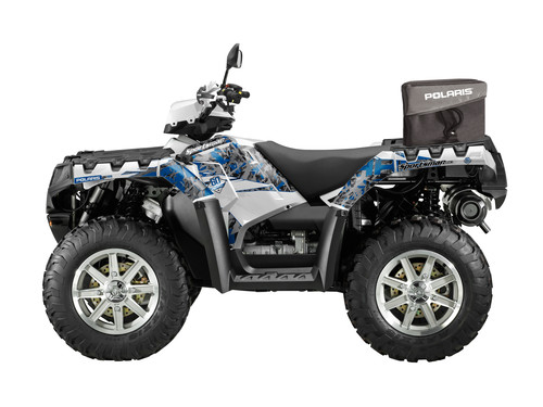 Polaris Sportsman XP 850 60th Anniversary Limited Edition.