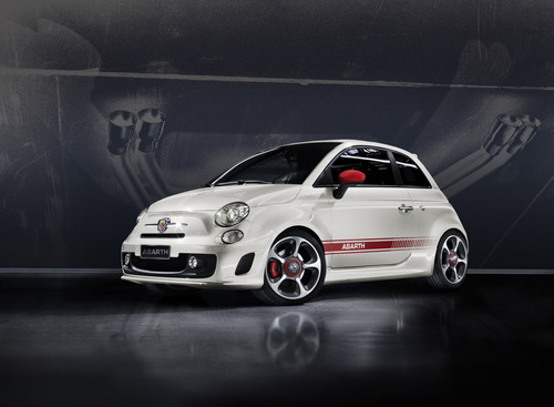 Abarth 500 Custom Elaborabile.
